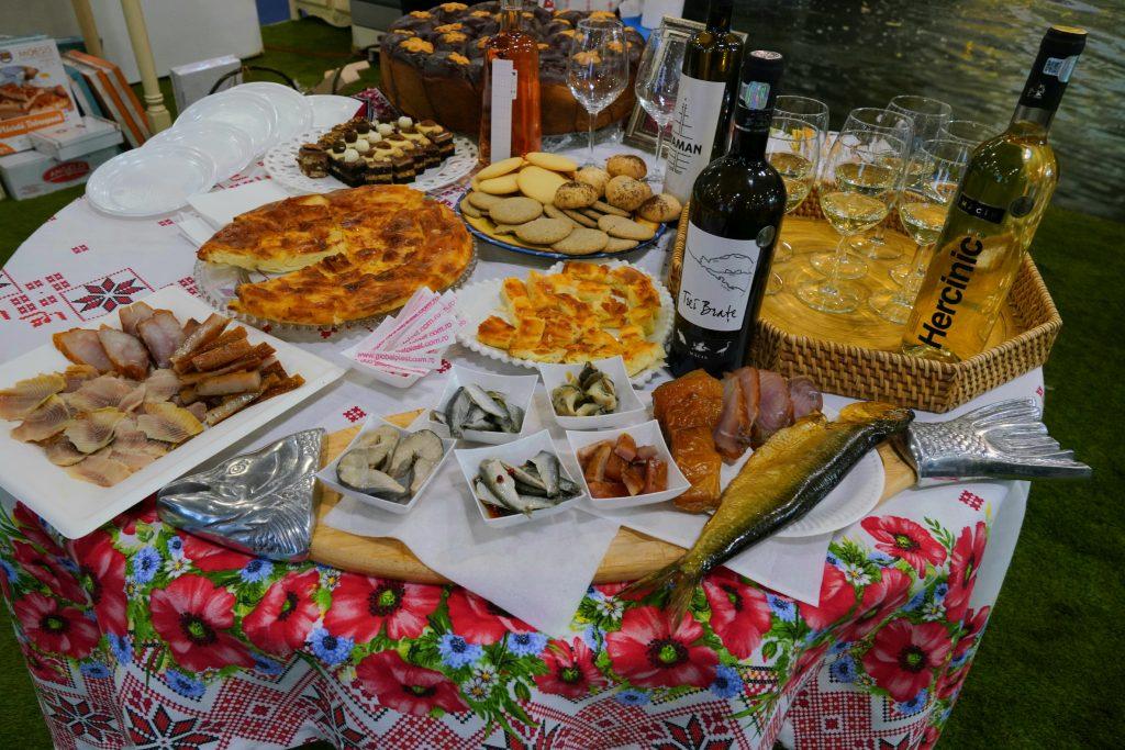 Gastronomie deltaica