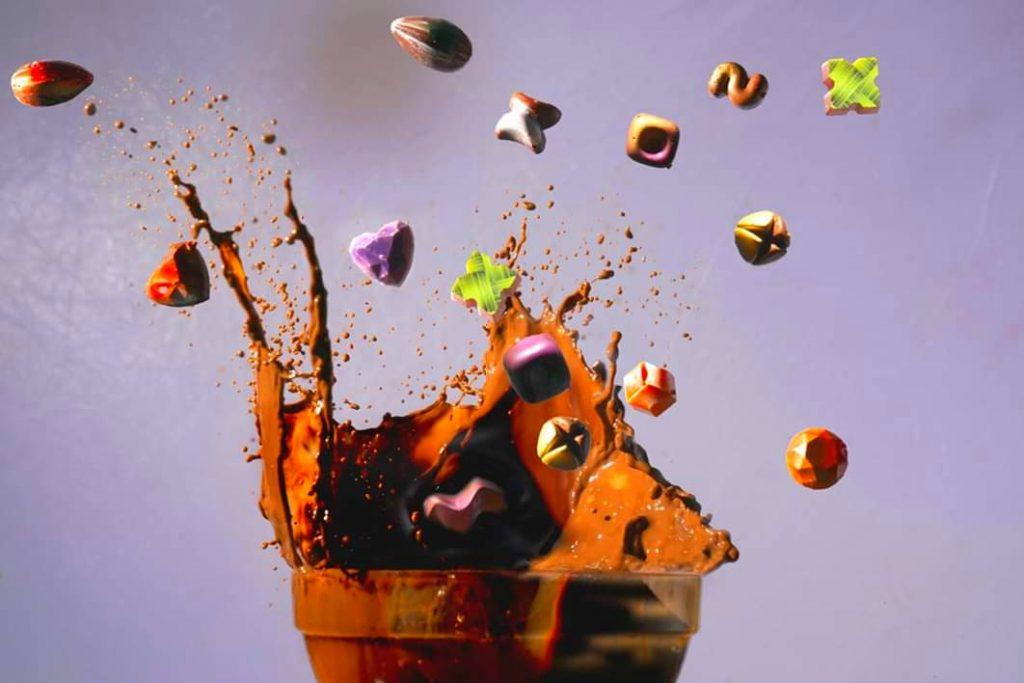 Cioco-bar Corabia cu dulciuri