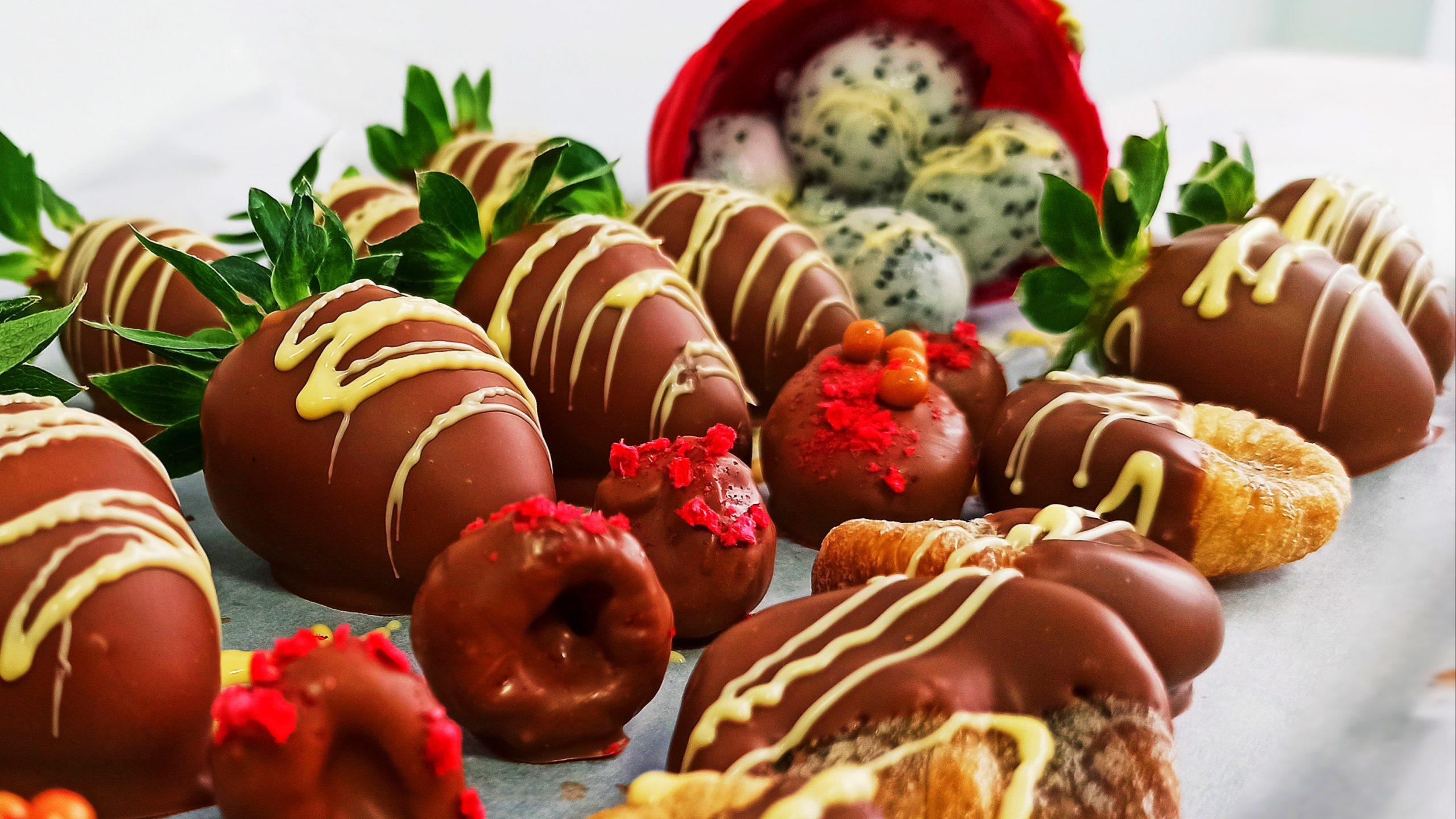 """""""Corabia cu dulciuri"""", firma care și-a creat drum spre ciocolata de lux"""