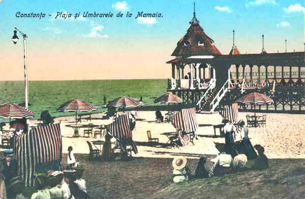 plaja-mamaia-inaugurare-umbrele-sezlonguri-constanta-veche