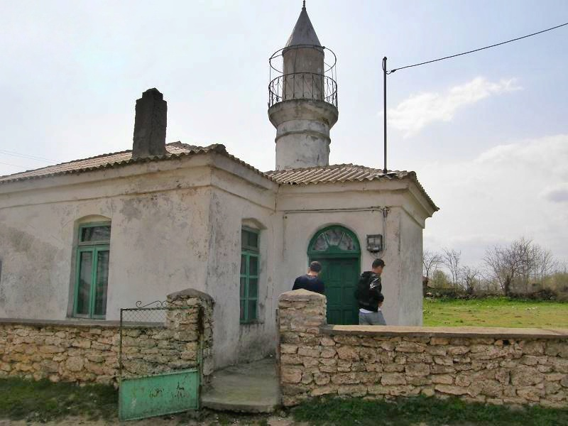 Geamie sat Hagieni Constanta