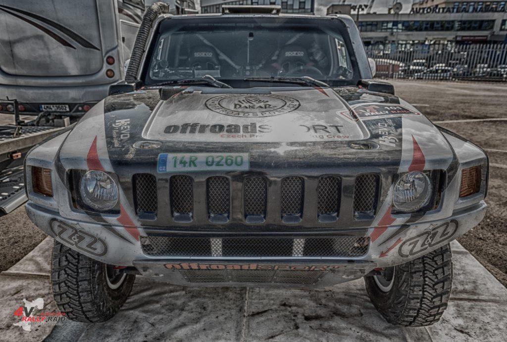 4V Rally Raid 2020