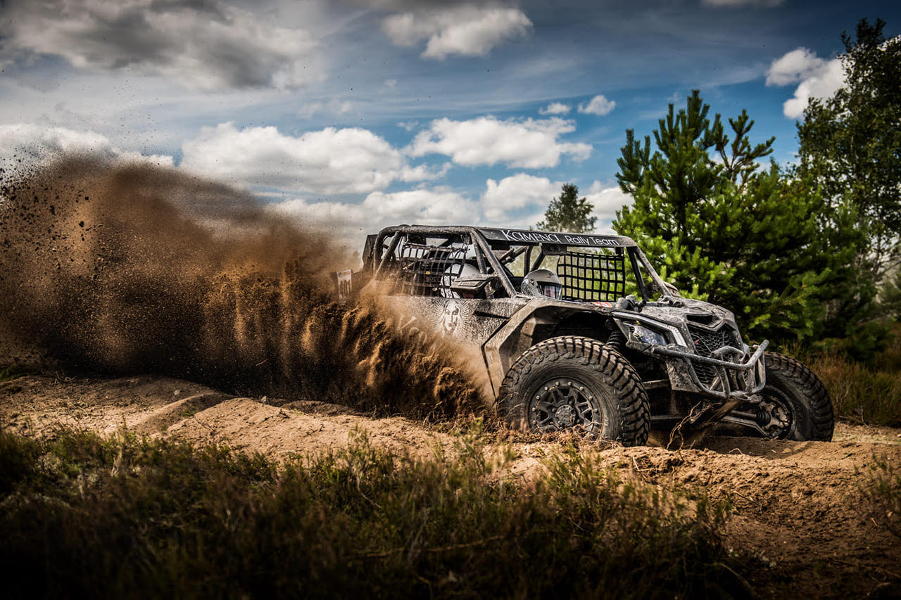 Competiția internațională 4V Rally Raid 2020, în acest weekend în Constanța