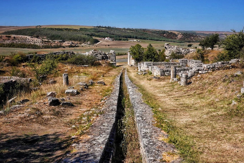 Cetatea Tropaeum Traiani, un municipiu important al Dobrogei romane