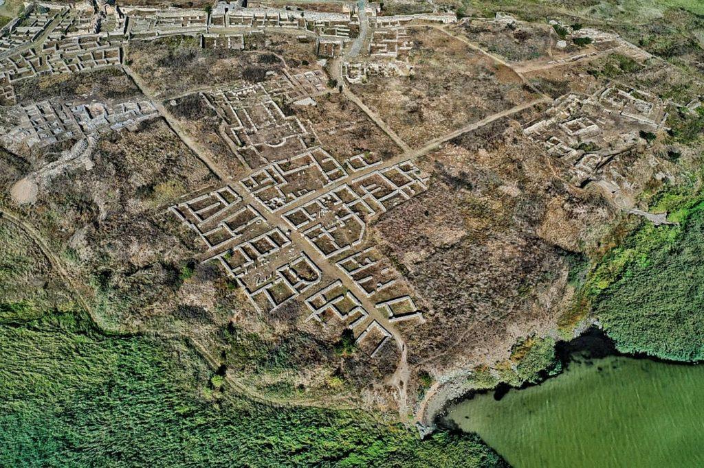 cetatea-histria-fotrografie-aeriana-drona-dobrogea