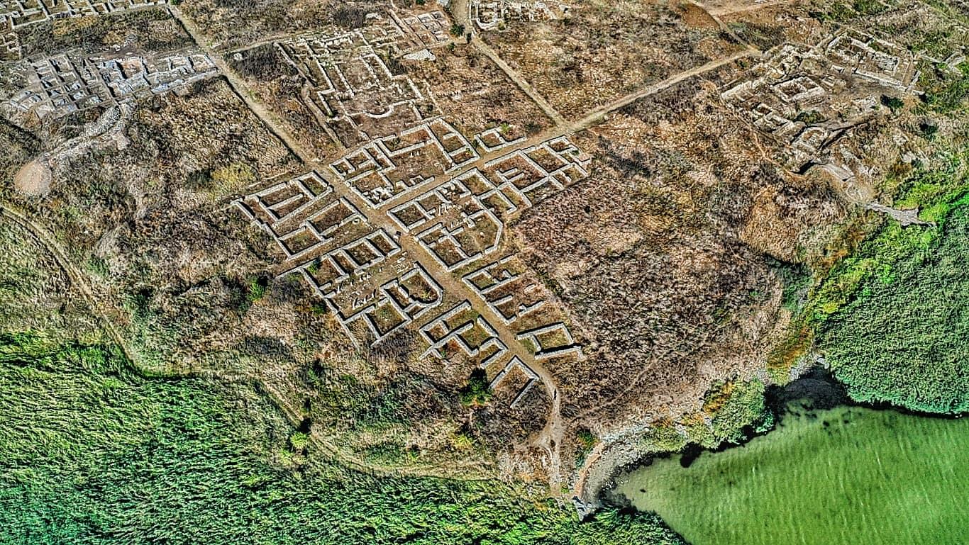 Histria, orașul cu primul regim democratic din Dobrogea antică