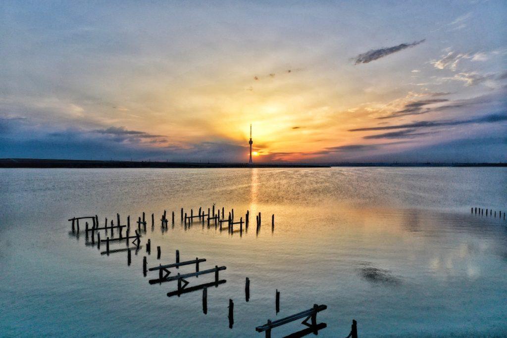 lacul-techirghiol-vedere-drona-constanta