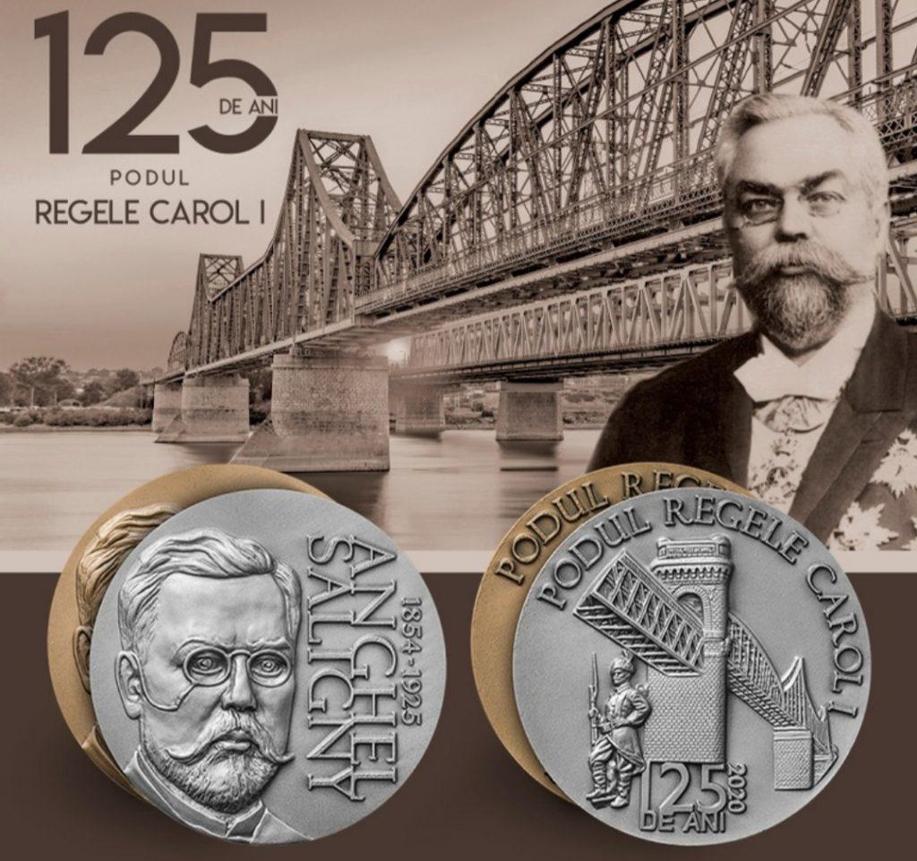 monetaria-statului-emitere-medalii-125-ani-podul-carol0-i