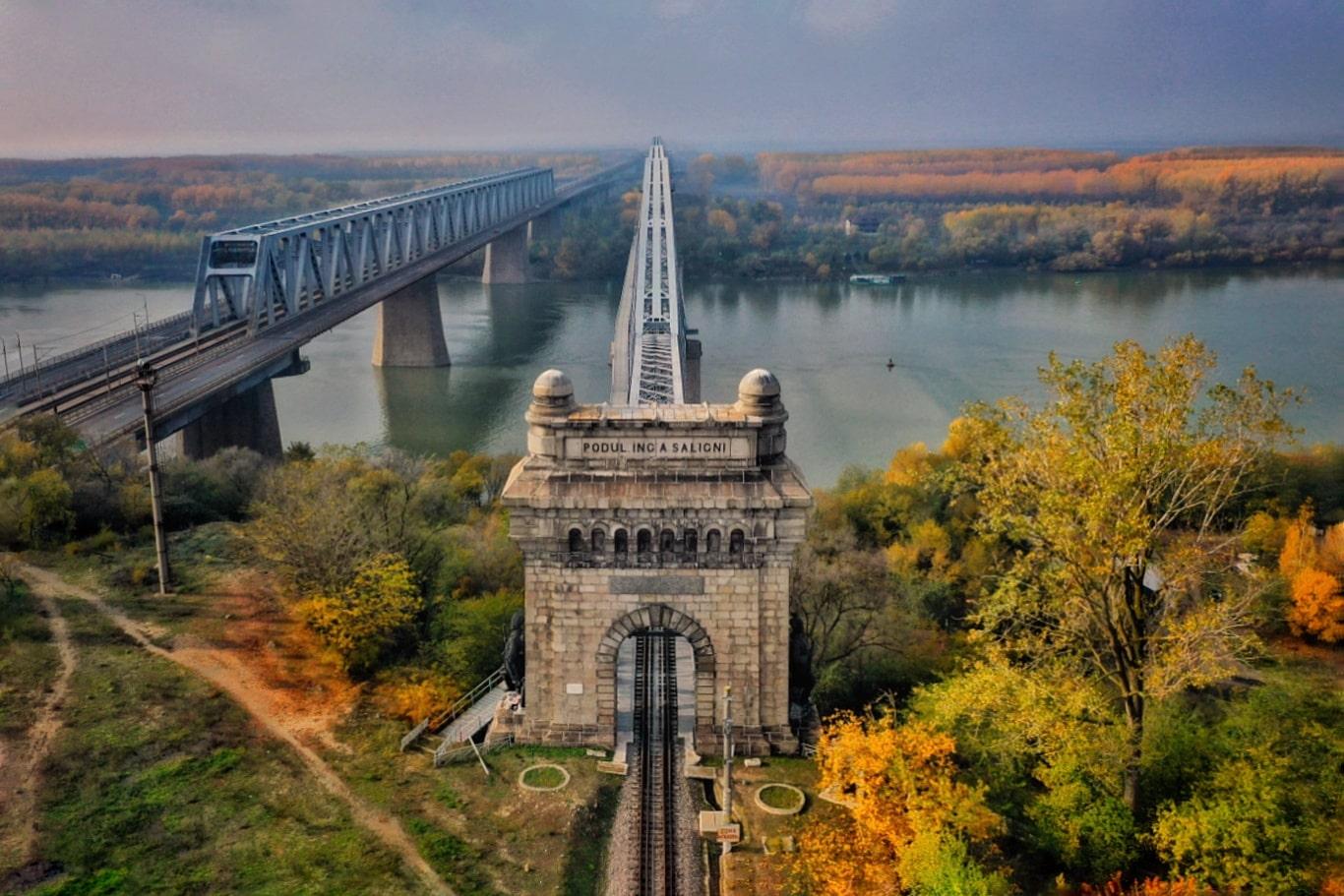 Podul Carol I, construcția legendară care a legat Dobrogea de România
