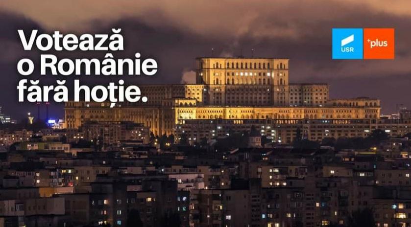 O Românie fără hoție, promisiunea USR PLUS care îi scoate pe români la vot