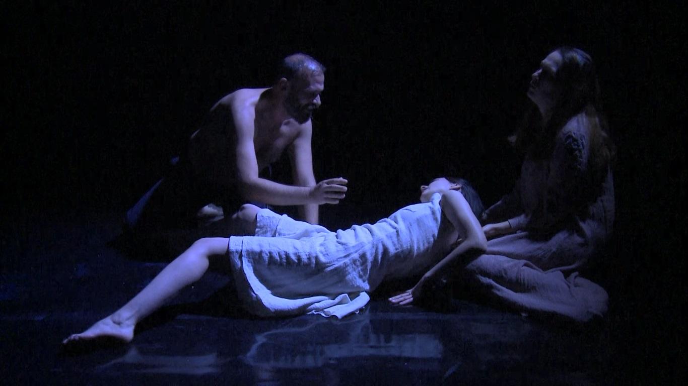 """""""Zburătorul"""", un nou spectacol în cadrul proiectului european Genius LOCI"""