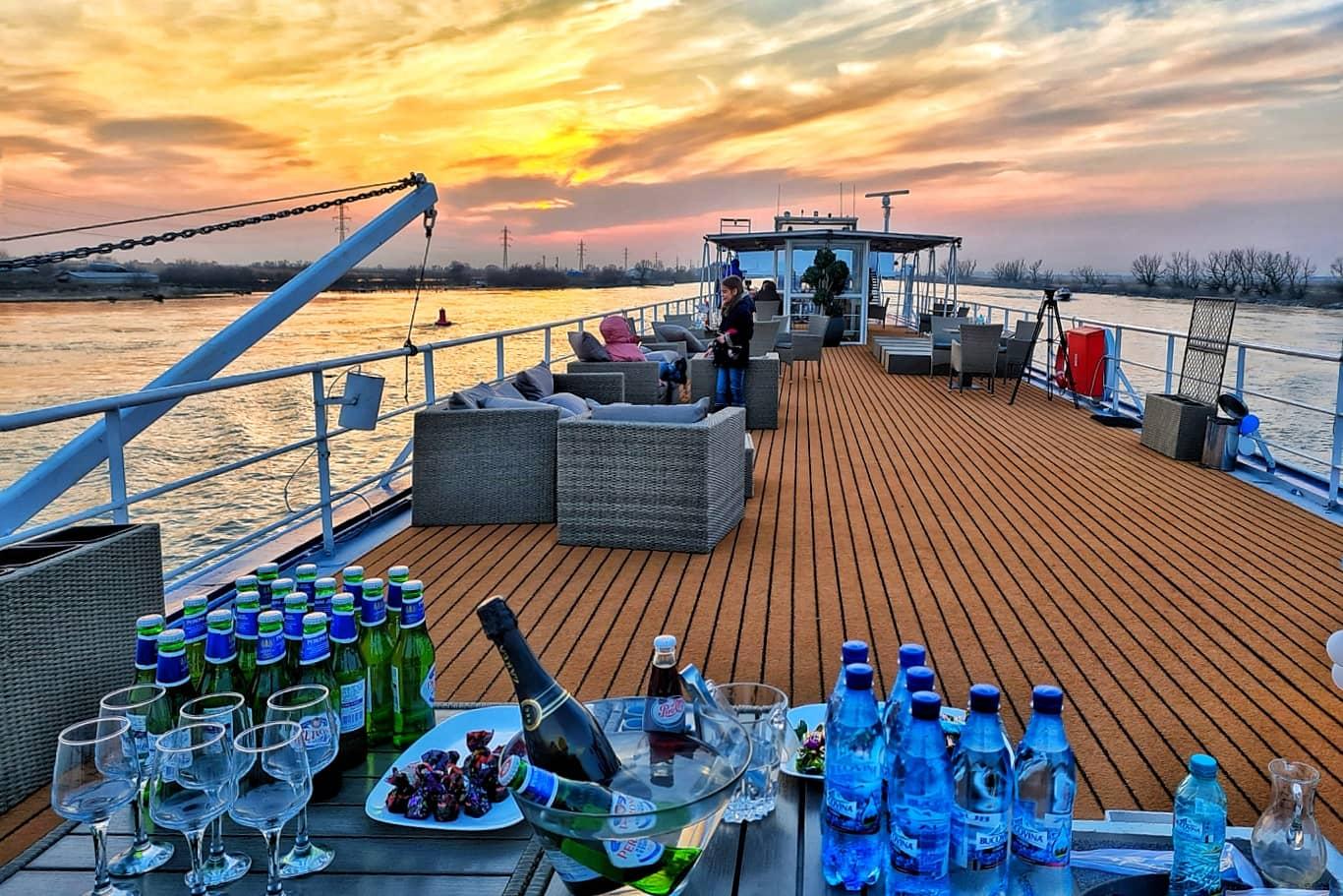 Croazieră în Delta Dunării cu vaporul Diana, o premieră pentru turismul deltaic