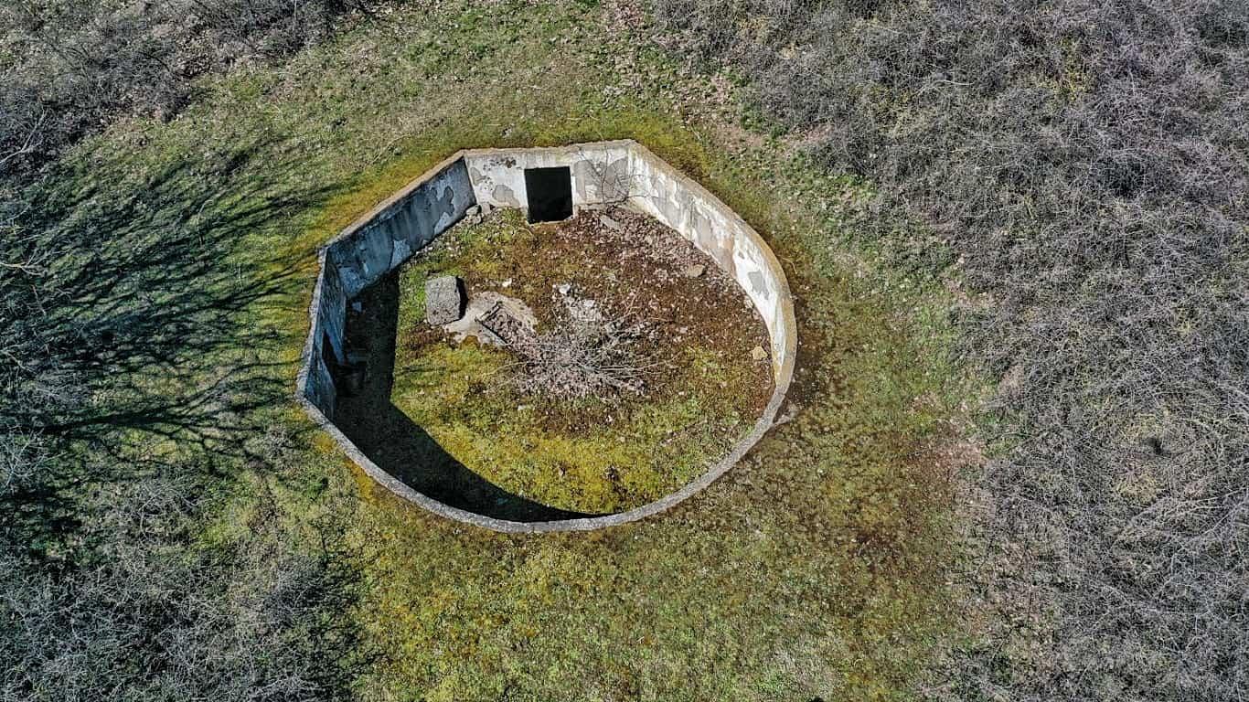 Bateria Elisabeta, cel mai bine conservat sistem de apărare costieră din al Doilea Război Mondial
