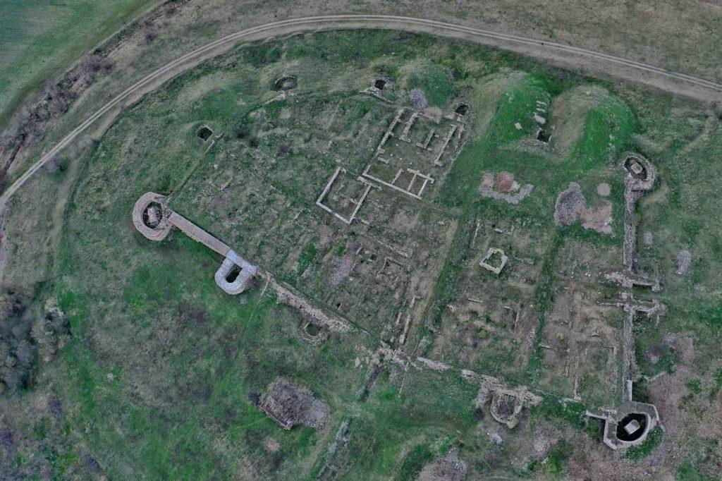 cetatea-dinogetia-garvan-tulcea