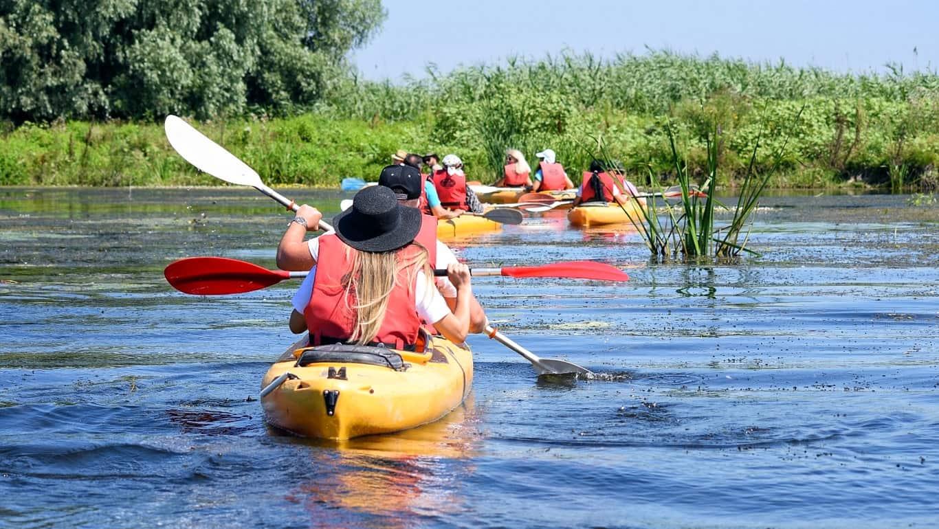 Asociația Delta Dunării, ONG-ul care crescut numărul de turiști în județul Tulcea, prin acțiuni de promovare