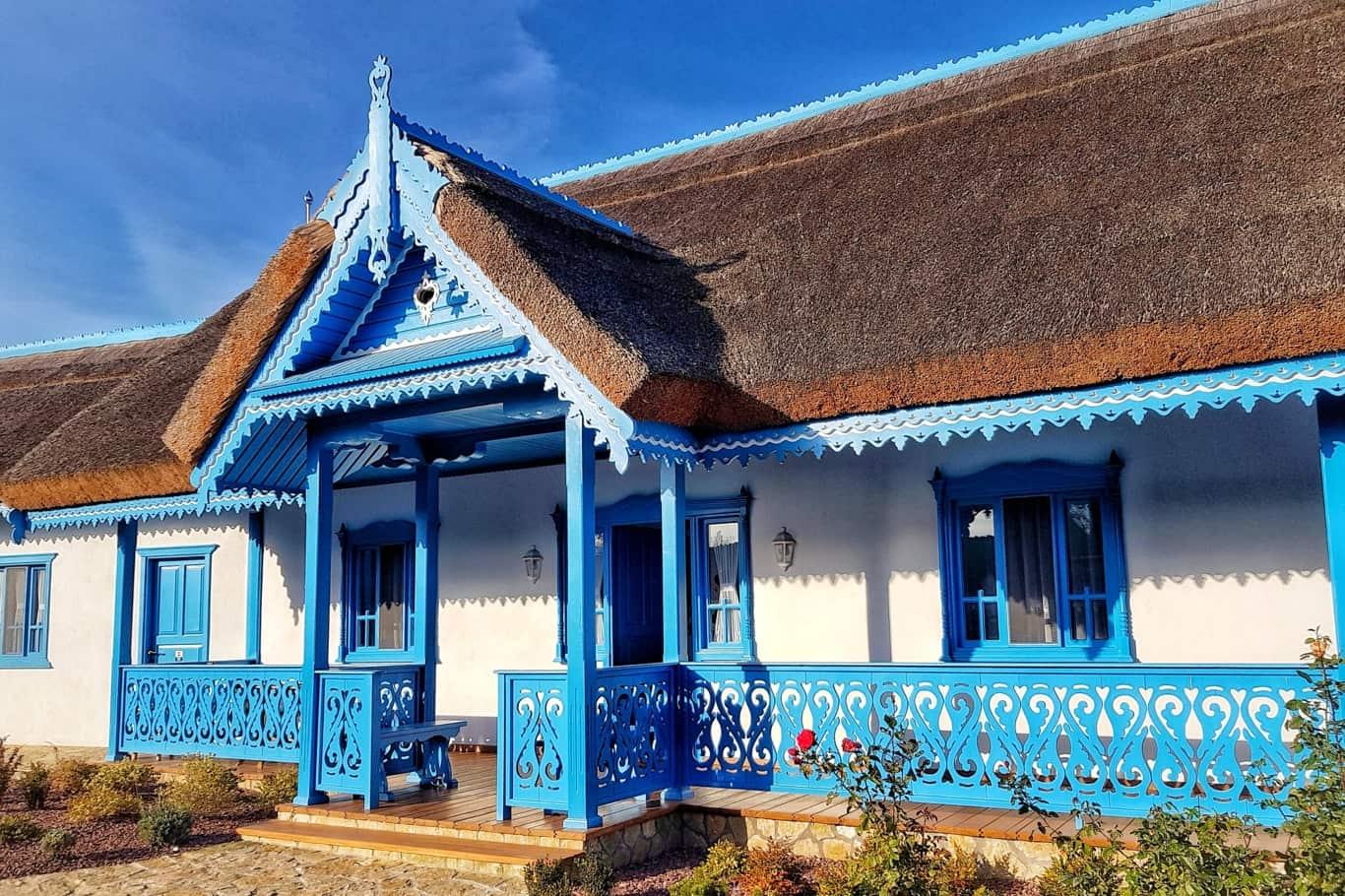 Arhitectura tradițională a caselor rușilor lipoveni din Dobrogea