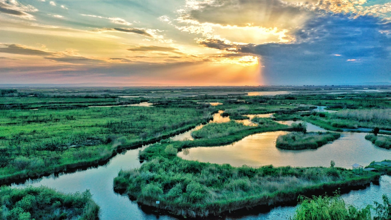 """Charlie Ottley: """"Delta Dunării, unul dintre cele mai frumoase locuri din Europa"""""""