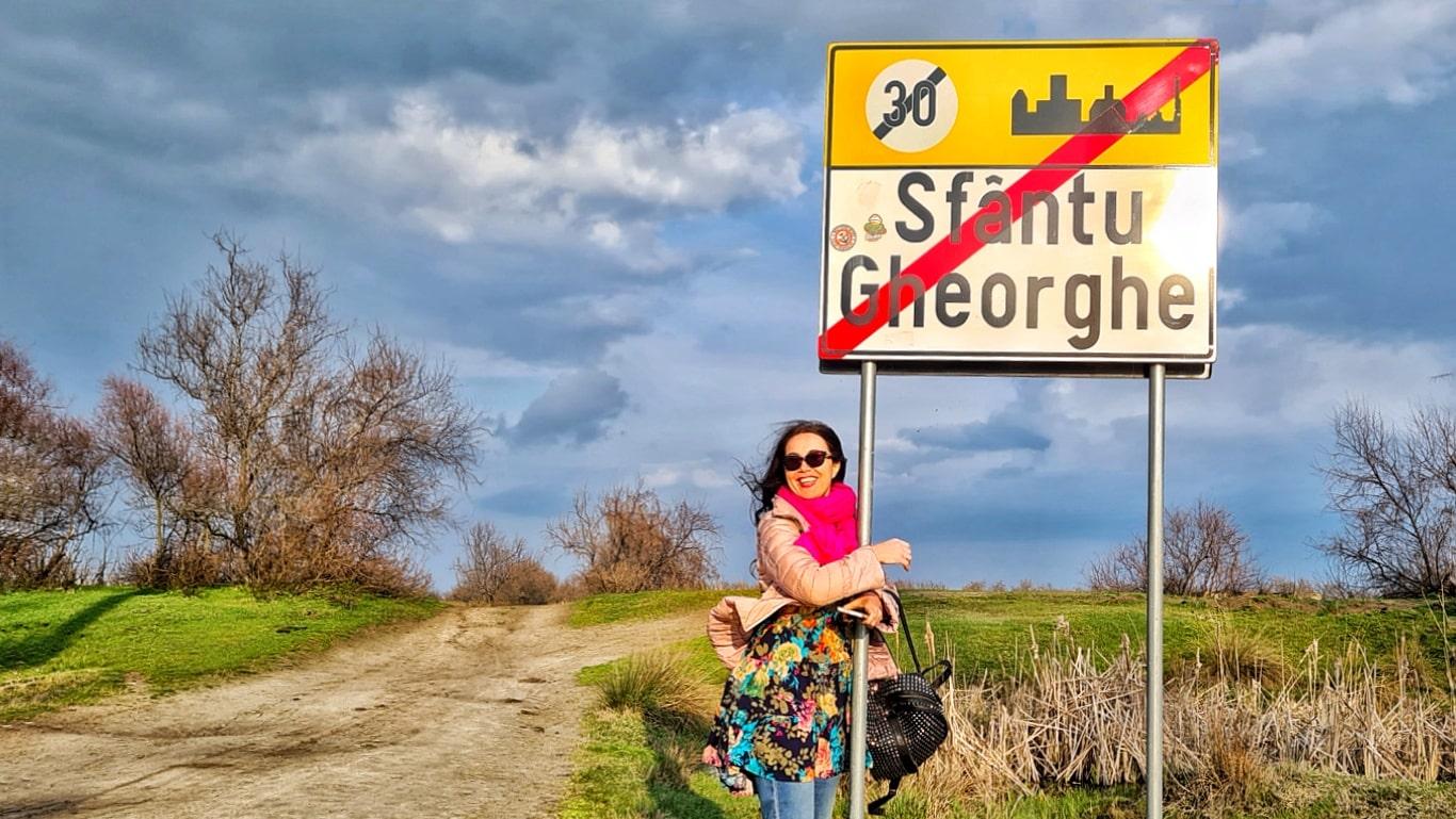 Sfântu Gheorghe, locul magic în care Dunărea și marea se îmbrățișează