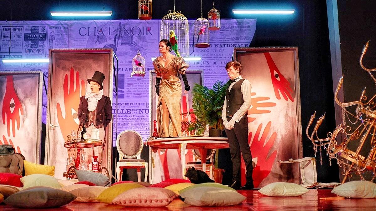 """""""Crima din Strada Lourcine"""", o nouă premieră la Teatrul de Stat Constanța"""