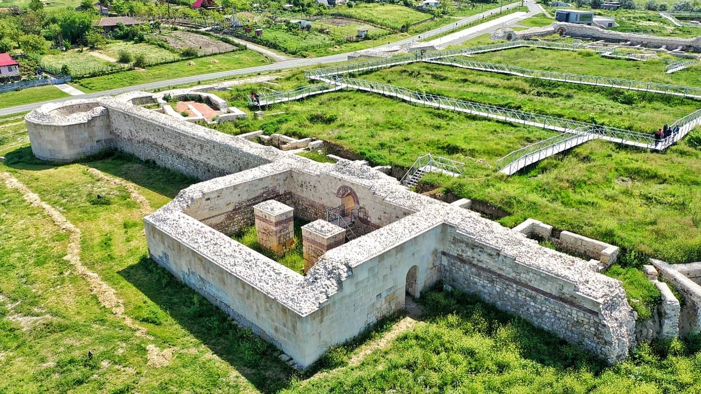 Cetatea Capidava, fortăreața cu o istorie fabuloasă, va reintra în circuitul turistic