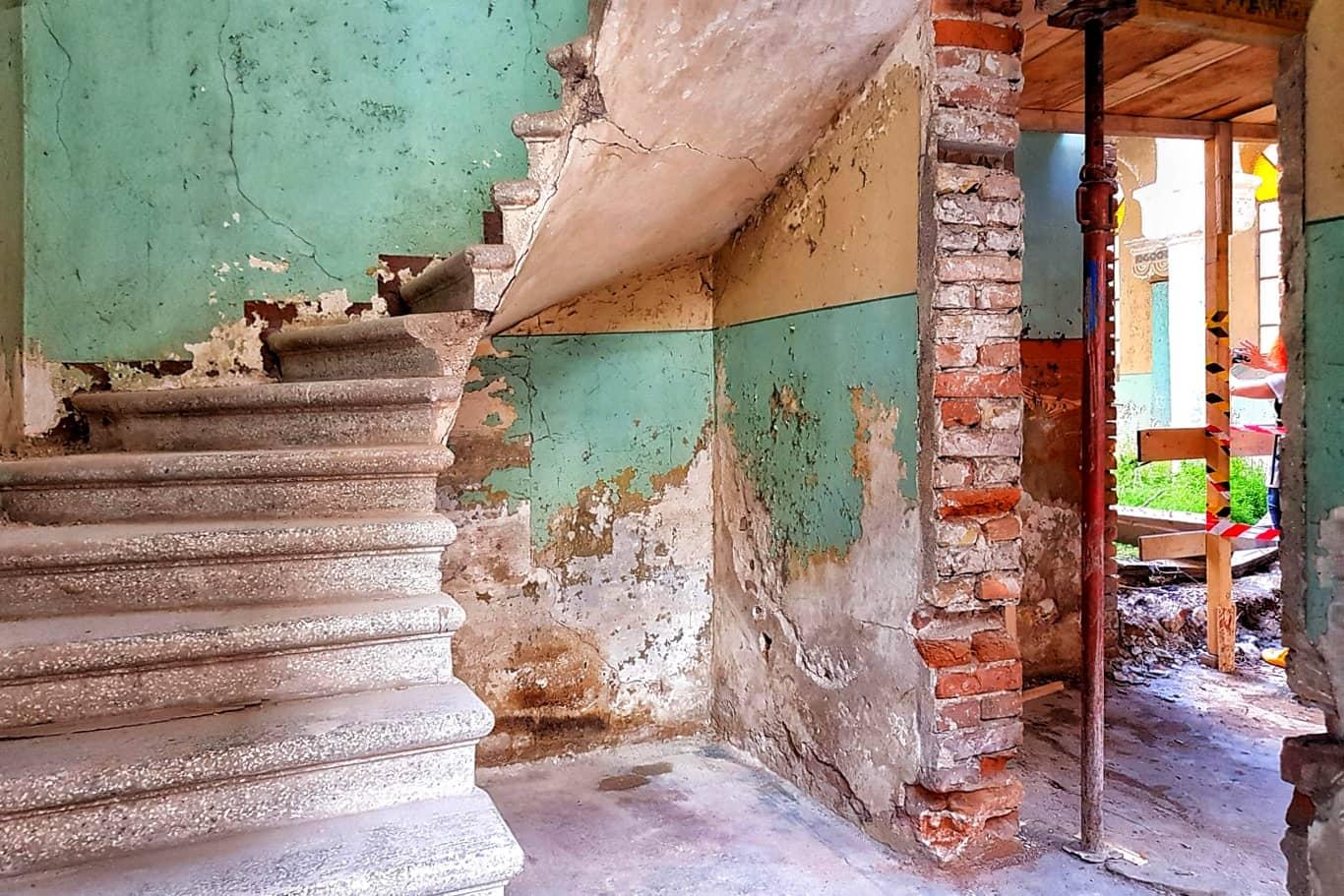 Sinagoga așkenază din Constanța, o bijuterie arhitecturală devenită ruină
