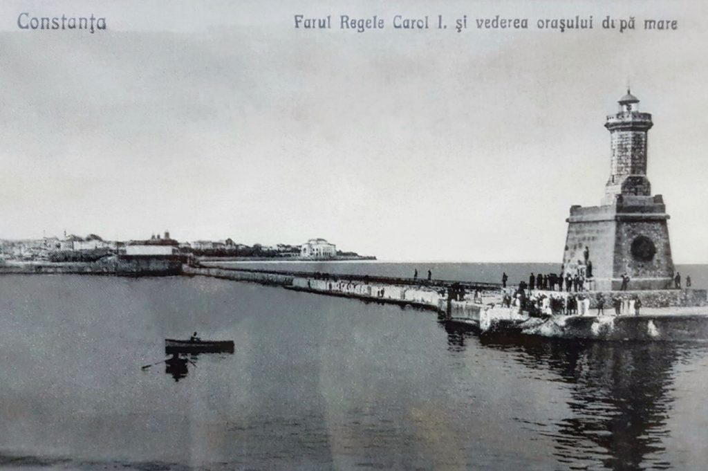 Farul-Carol-I-Portul-Constanta