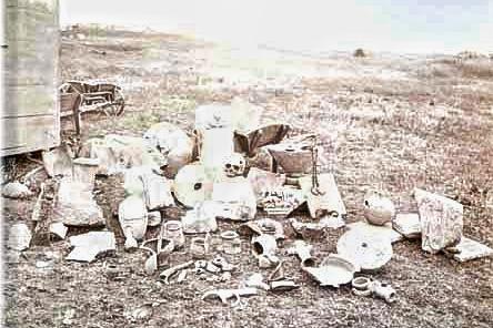 cetatea-axiopolis-cernavoda-obiecte-descoperite-in-1899