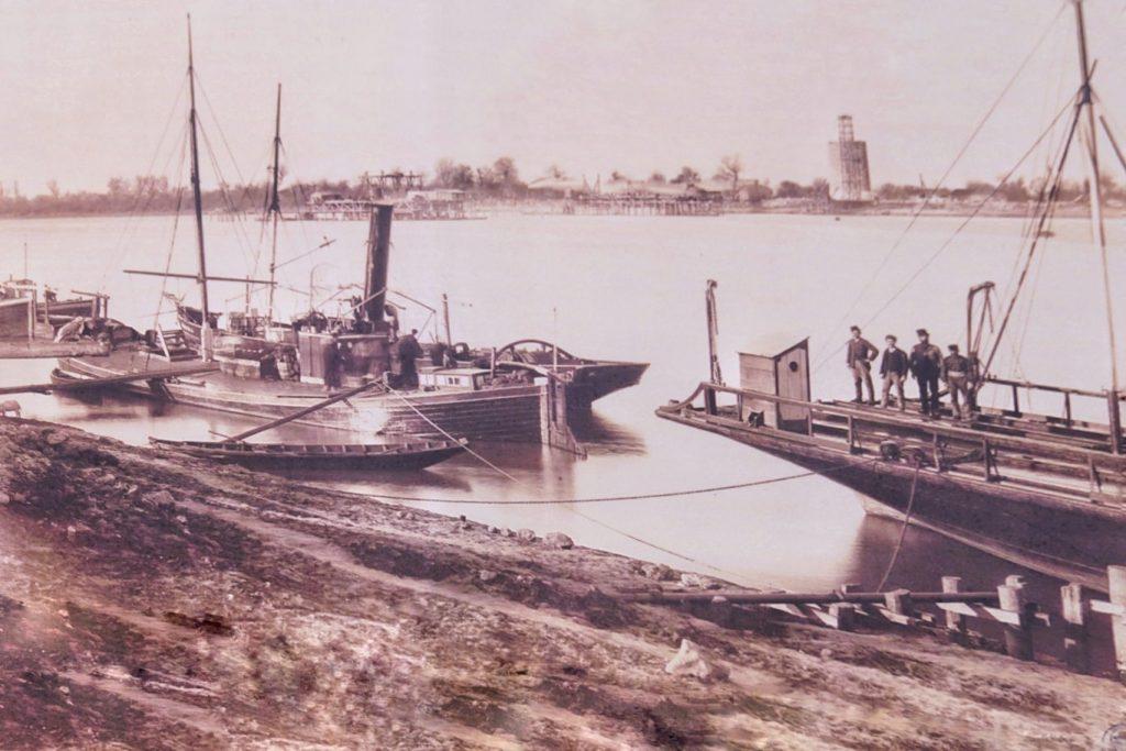 lucrarile-de-la-podul-carol-i-anghel-saligny