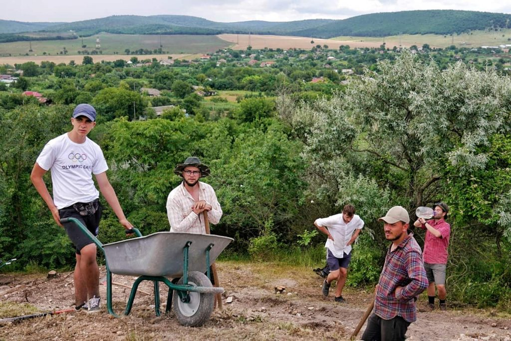 cercetari-arheologice-cetatea-ibida-slava-rusa-tulcea