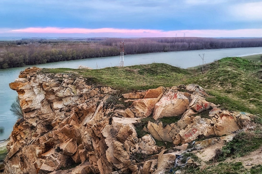 Arrubium, castrul roman de la Măcin, a cărui istorie nu este pusă în valoare