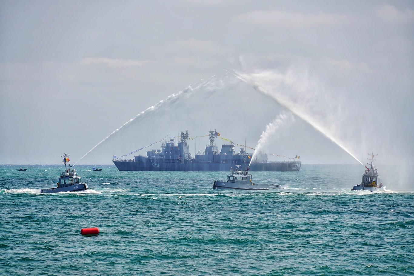 Ziua Marinei Române va fi sărbătorită și anul acesta în condiții de pandemie