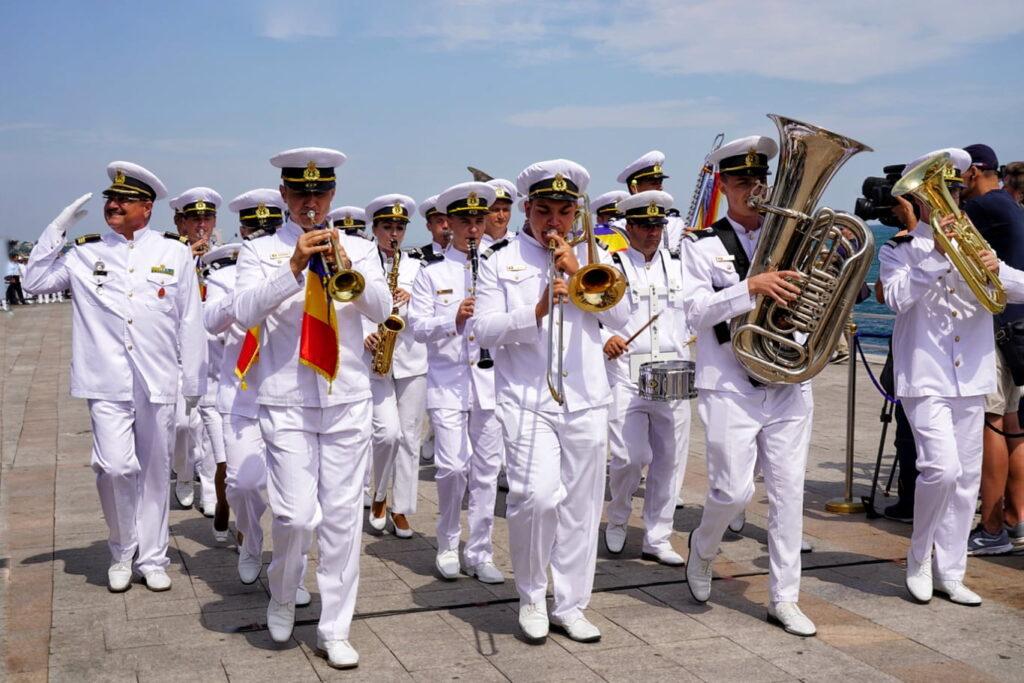 Fanfara-Forțelor-Navale-Romane-Ziua-Marinei