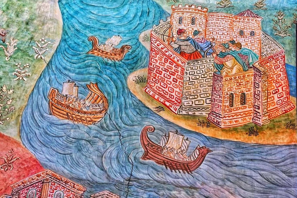 legendele-argonautilor-muzeul-de-istorie-constanta-fresca-pictura-murala