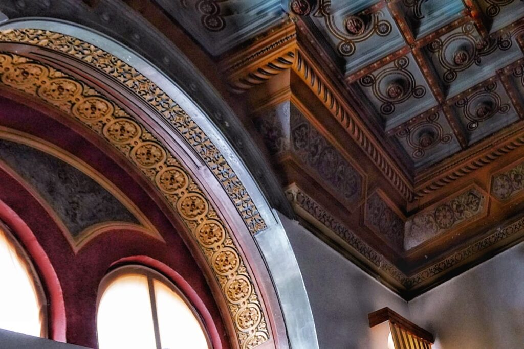 tavan-pictat-muzeul-de-arta-populara-constanta